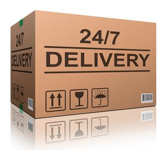 Last kilometer delivery