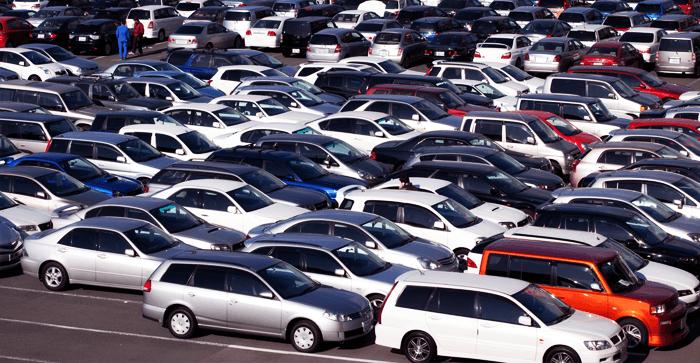 Higher volume of parking bays
