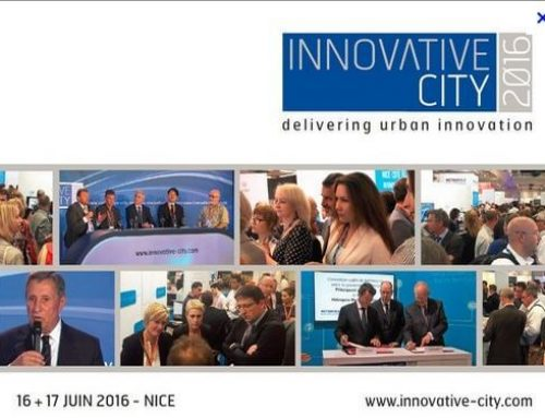 ComThings à Innovative City 2016